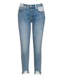 7 For All Mankind Patched Josefina