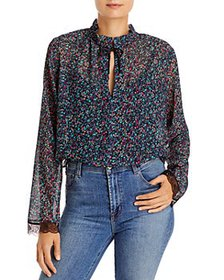 See by Chloé - Floral Haze Top