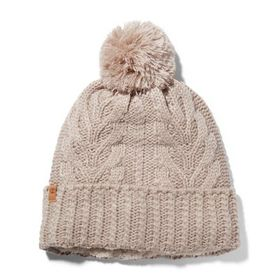 Timberland Women's Autumn Woods Cable Beanie
