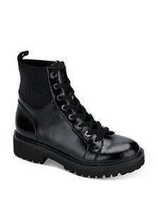 Kenneth Cole - Women's Rhode Lace Up Boots
