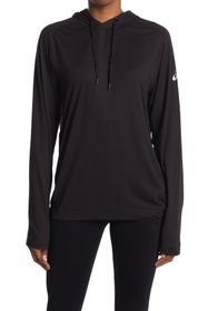 ASICS Suede Stretch Jersey Hoodie