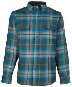 RedHead Outdoorsman Flannel Long-Sleeve Shirt for