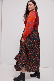 Anthropologie Brittany Maxi Dress