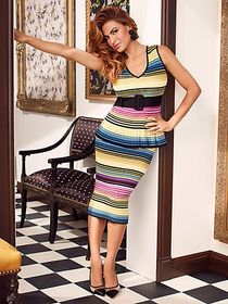 Titiana Sweater Tank Top - Eva Mendes Collection -