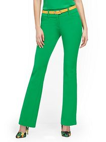 Tall Barely Bootcut Pant - Mid Rise - Double Stret