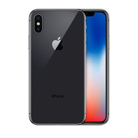 Apple Refurbished iPhone X 256GB - Space Gray (Unl