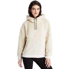 Timberland Women's Recycled-Fleece Hoodie