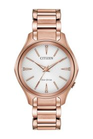 Citizen Women's Modena Stainless Steel Watch, 36mm