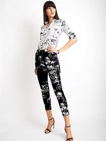 Tall Audrey High-Waisted Ankle Pant - New York & C