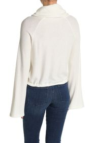 cupcakes and cashmere Giulia Cowl Neck Sweater