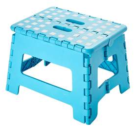 9in. Foldable Step Stool