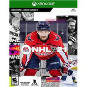 Electronic Arts NHL 21 Standard Edition for Xbox O
