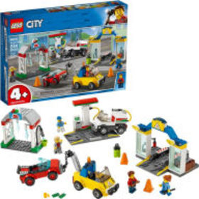 Title: LEGO City Town Garage Center 60232