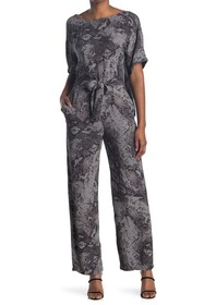 French Connection Annikki Crepe Jumpsuit