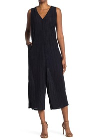 French Connection Talissa Pleated Jumpsuit