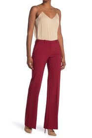 Theory Demitria 2 Classic Wool Trouser Pants