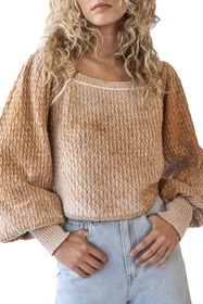 Free People Olivia Pullover Sweater