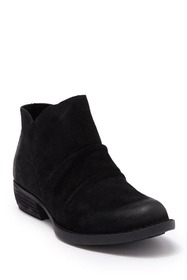 Born Adalee Suede Ankle Bootie