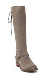 Sofft Kristie Lace-Up Knee High Boot