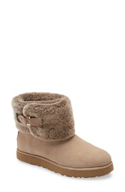 UGG Classic Mini Berge Genuine Shearling Boot