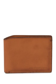 John Varvatos Collection Unlined Leather Bilfold W