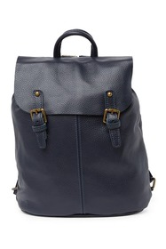 Roberta M Leather Backpack