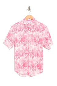 Tommy Bahama Primo Palms Classic Fit Short Sleeve