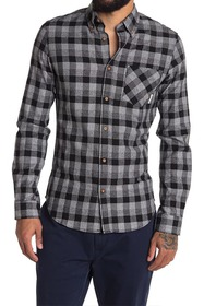 Ben Sherman Check Print Shirt