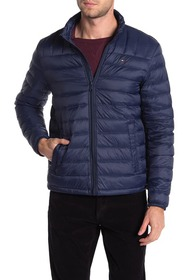 Tommy Hilfiger Packable Down Puffer Jacket