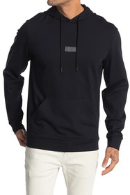 Oakley Logo Patch Fleece Pullover Hoodie