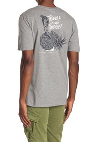 Hurley Trouble in Paradise Graphic T-Shirt