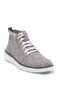 Cole Haan Genzg High Top Knit Sneaker