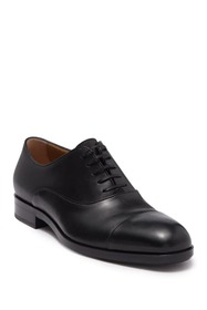 BOSS Stanford Cap Toe Leather Oxford