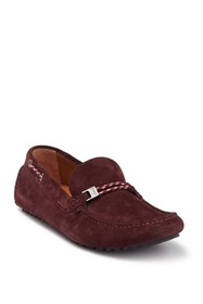 BOSS Suede Moccasin Driver