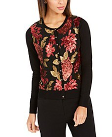 Sequined Cardigan, Created for Macy's
