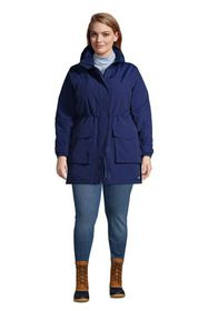 Lands End Women's Plus Size Squall Insulated Water