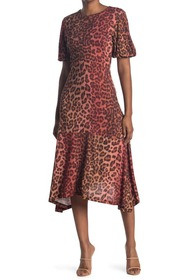 French Connection Risa Leopard Dress
