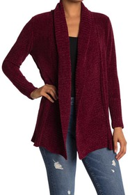 Seven7 Open Front Knit Cardigan