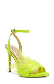 Jessica Simpson Raelin Feather Ankle Strap Sandal