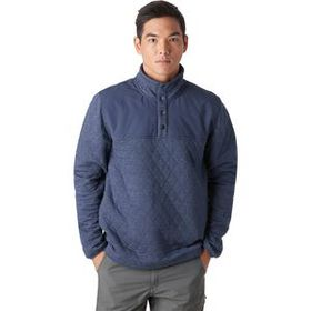 Stoic StoicStoic Quilted 1/4 Button Pullover - Men