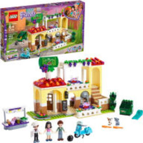 Title: LEGO Friends Heartlake City Restaurant 4137