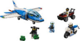 Title: LEGO City Police Sky Police Parachute Arres
