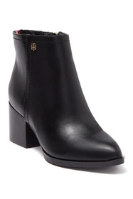 Tommy Hilfiger Pointed Toe Ankle Boot