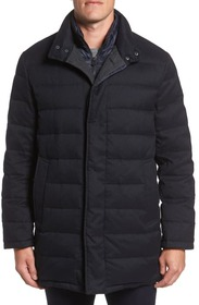 Cole Haan Down Filled Quilted Jacket