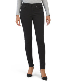 Cate Mid Rise Skinny Jeans