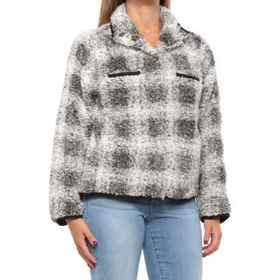 dylan Shadow Plaid Summit Jacket (For Women) in Ch