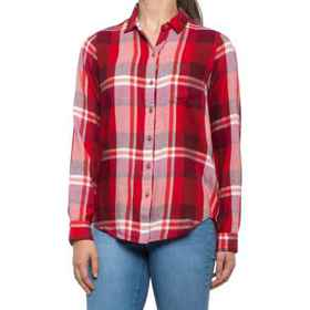Lucky Brand Classic Plaid Shirt- Long Sleeve (For