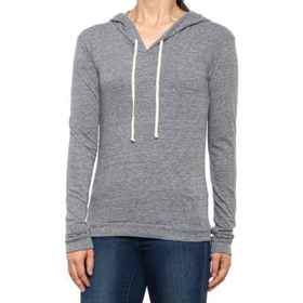 Alternative Apparel Classic Pullover Hoodie (For W