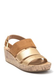 LifeStride Wynonna Wedge Sandal