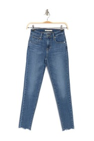 Levi's 721 High Waisted Ankle Skinny Jeans